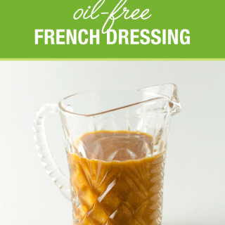 Homemade Oil-Free French Dressing