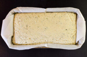 Gluten-Free Herb Batter Bread | VeggiePrimer.com
