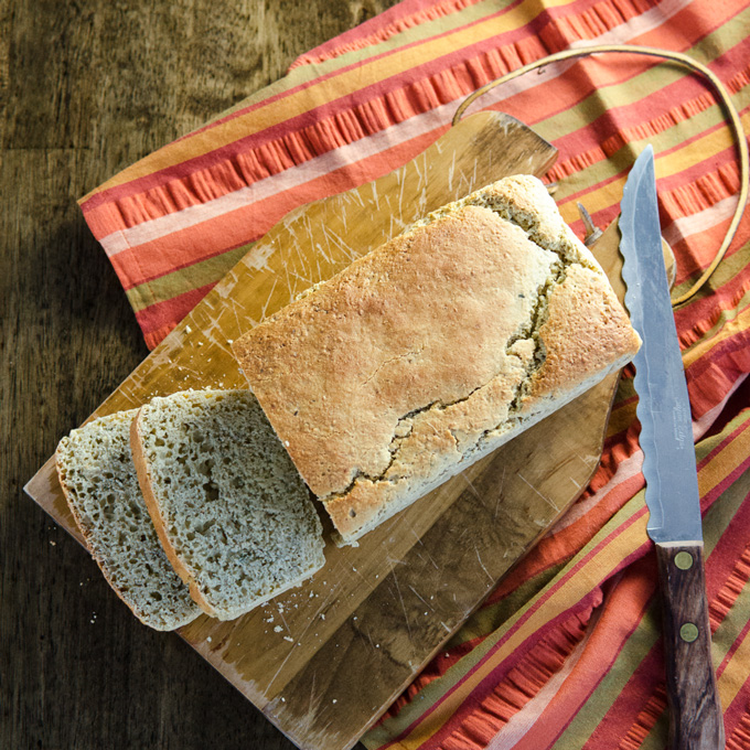 ... herb batter bread is how easy it is to make. You can have fresh bread