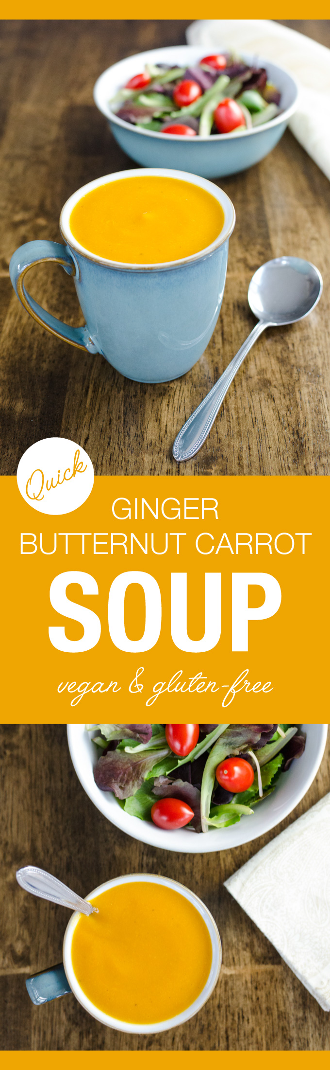 Calories In Carrot Ginger Soup Whole Foods
