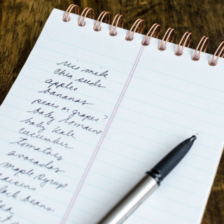 Plant-Based Grocery List - stock your kitchen with the ingredients on this list and you'll always be ready to make a simple, quick and easy gluten-free vegan recipe! | VeggiePrimer.com