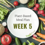 week 5 meal plan