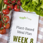 Plant-Based Meal Plan Week 8