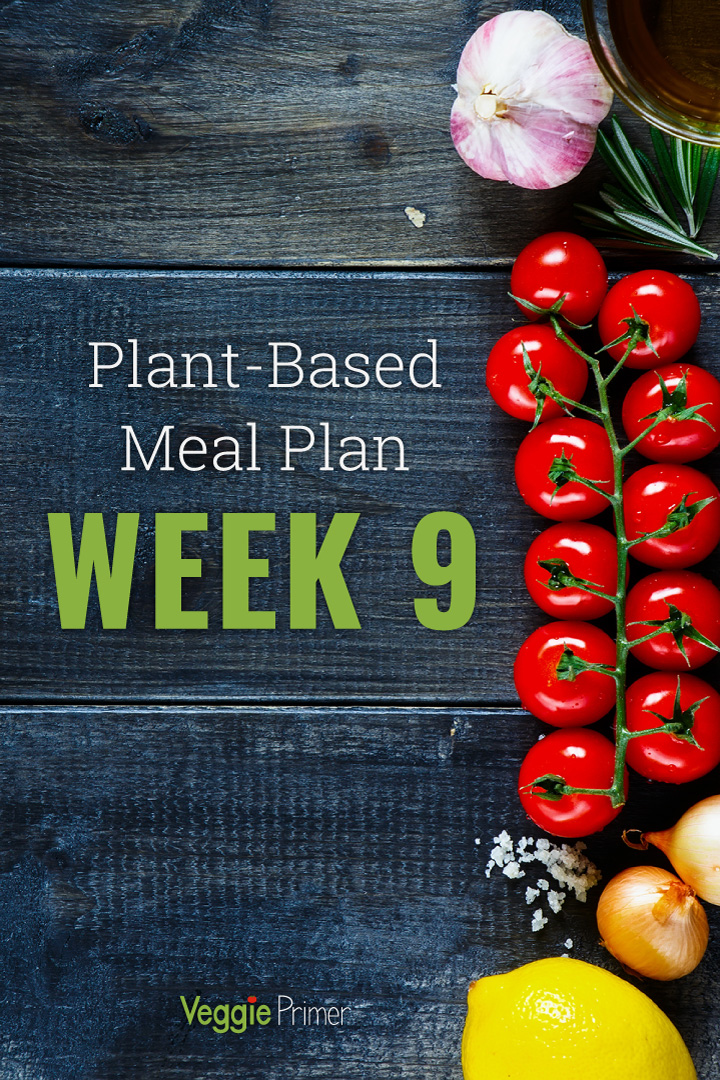 Week 9 Meal Plan Graphic